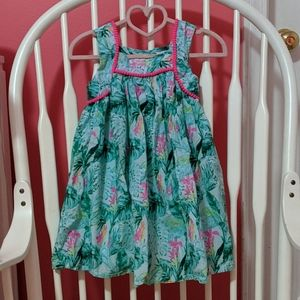Tommy Bahama Toddler Girl Casual Dress